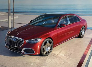 Mercedes-Maybach S 480 4Matic