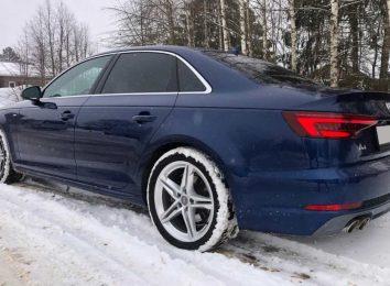 Отзыв об Audi A4 TDI