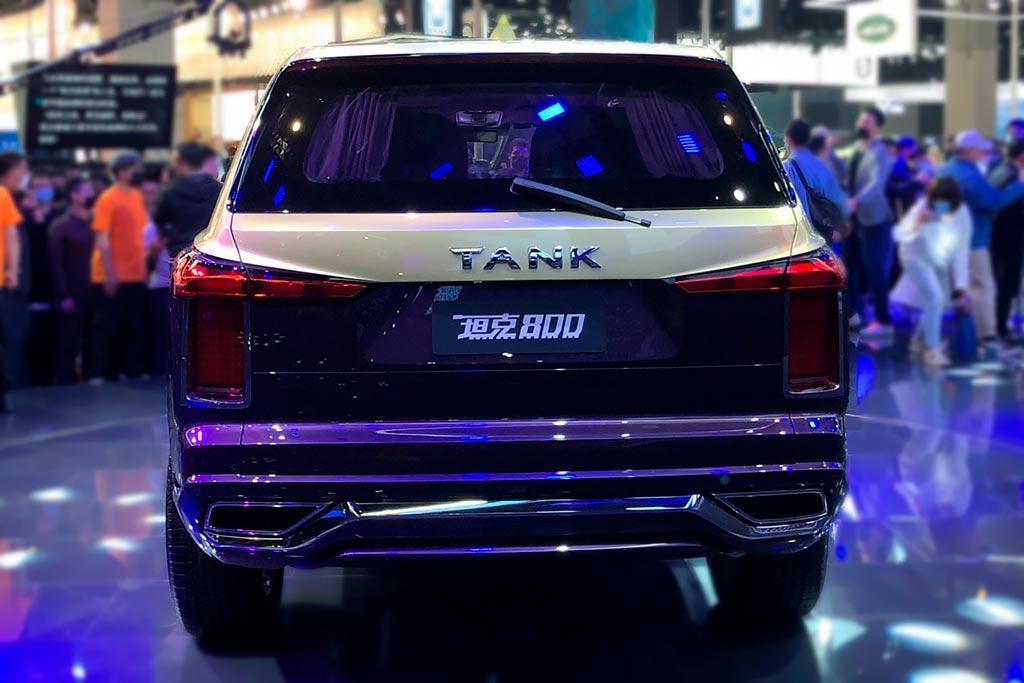 Tank 800 Concept