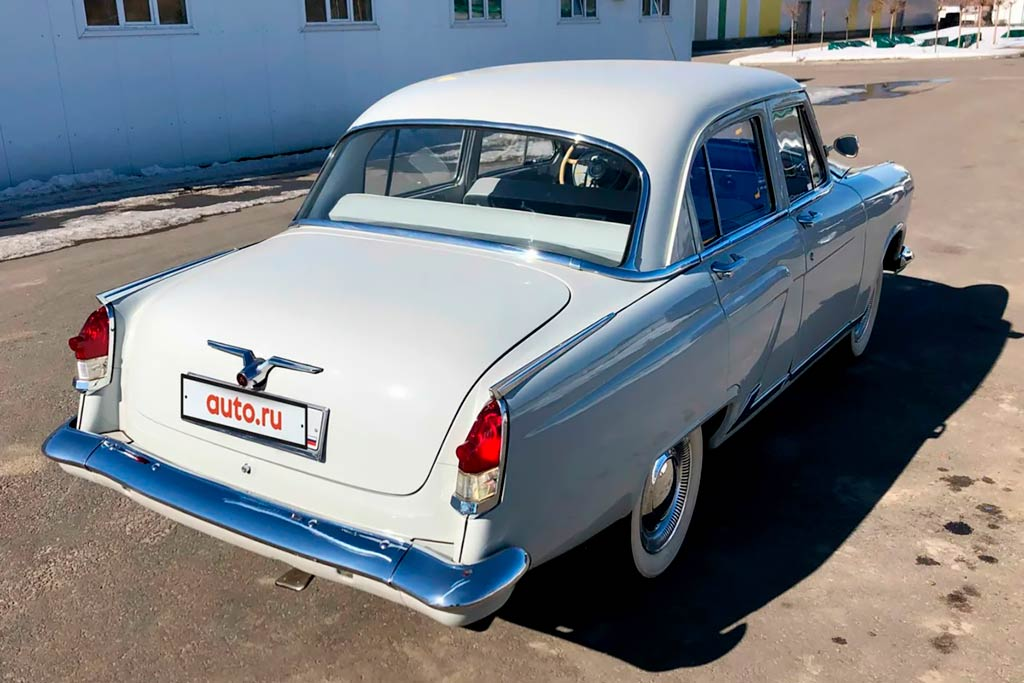 Волга ГАЗ-21 1964 года
