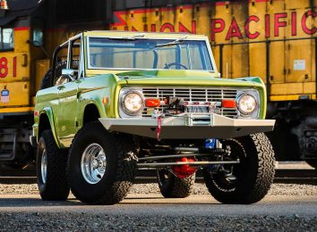 Ford Bronco 1973