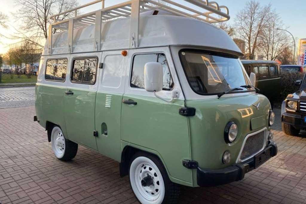 УАЗ-452 за 3 млн