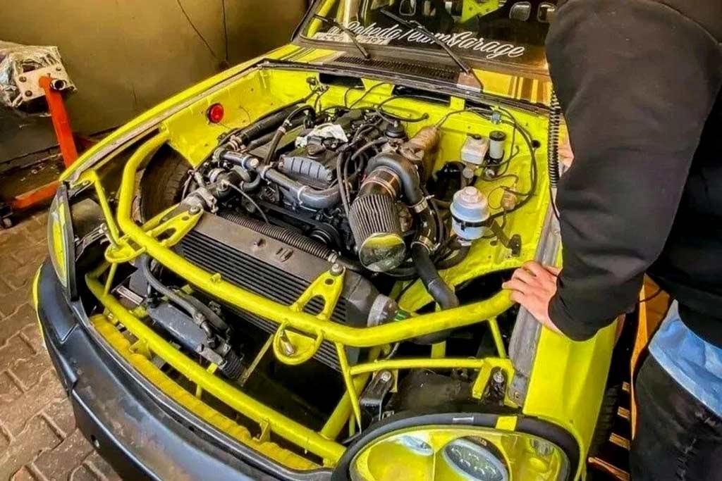 ГАЗ-31105 для дрифта