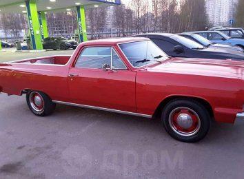 Chevrolet El Camino 1964