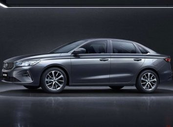 Geely Emgrand [year]