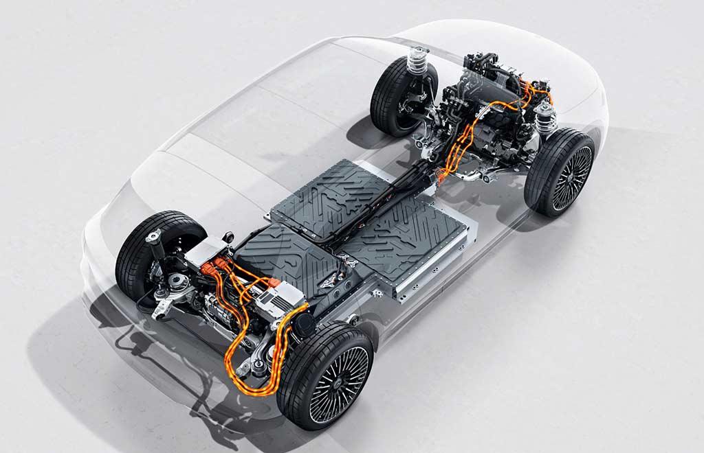 Mercedes EQA 4matic