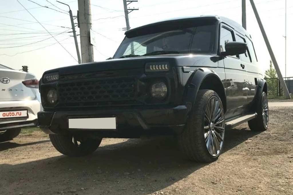 ВАЗ-2121 Лаура