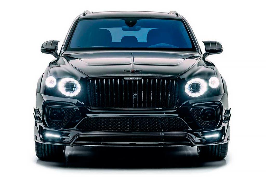Mansory Bentayga V8
