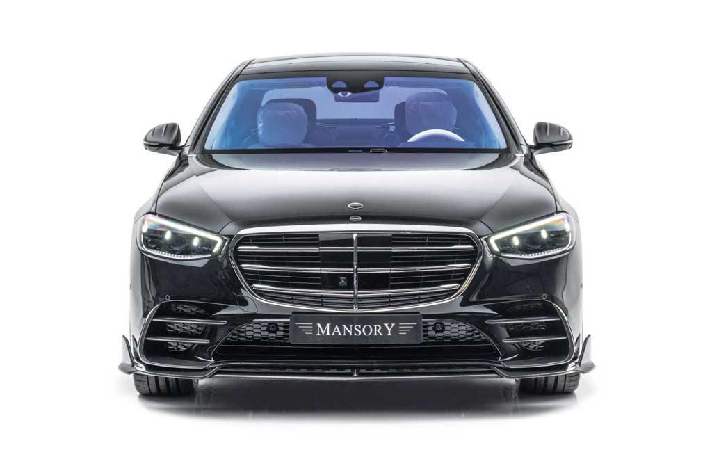 Mansory S-Class W223