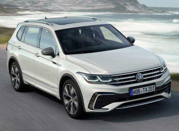 Volkswagen Tiguan Allspace [year]