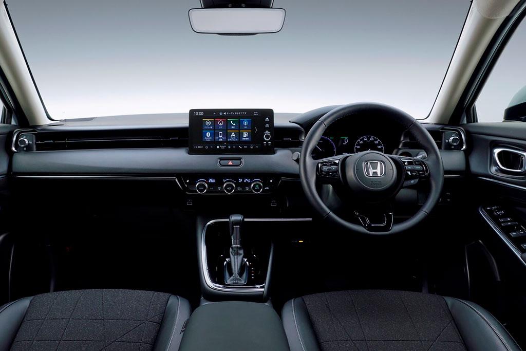 Honda Vezel II
