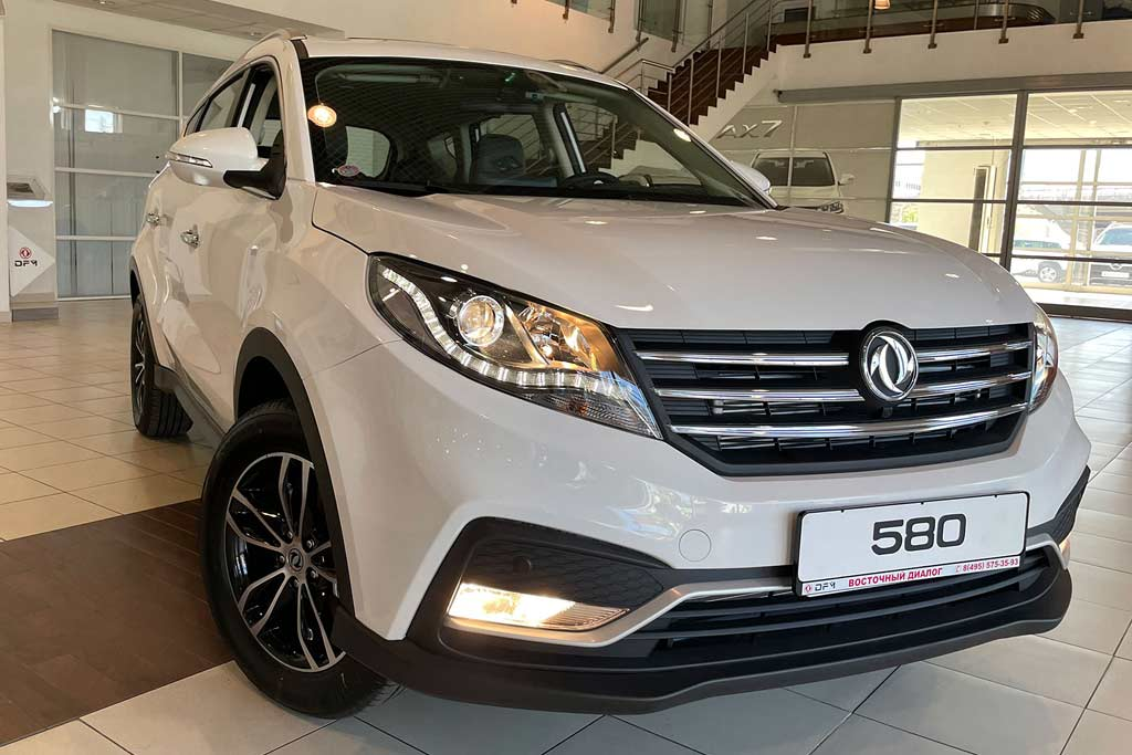 Dongfeng 580 1.5T