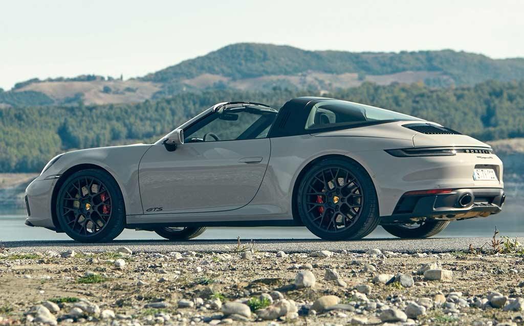 Porsche 911 Carrera GTS (992): промежуточный вариант между версиями S и Turbo