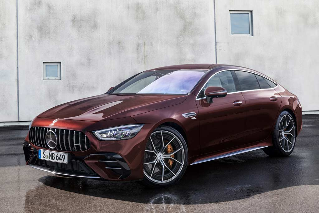 Mercedes-AMG GT 53 Coupe