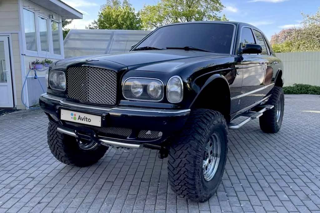Внедорожный Bentley Arnage