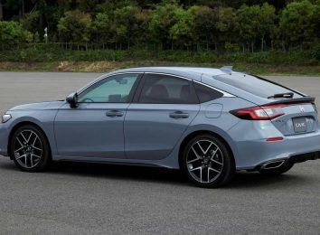 Honda Civic 5D 2022