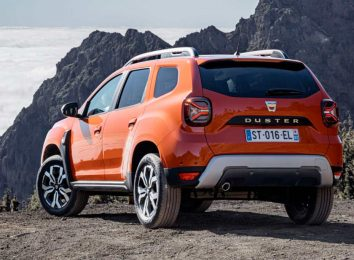 Daica Duster 2022