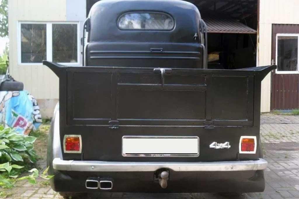 Opel Frontera Pickup