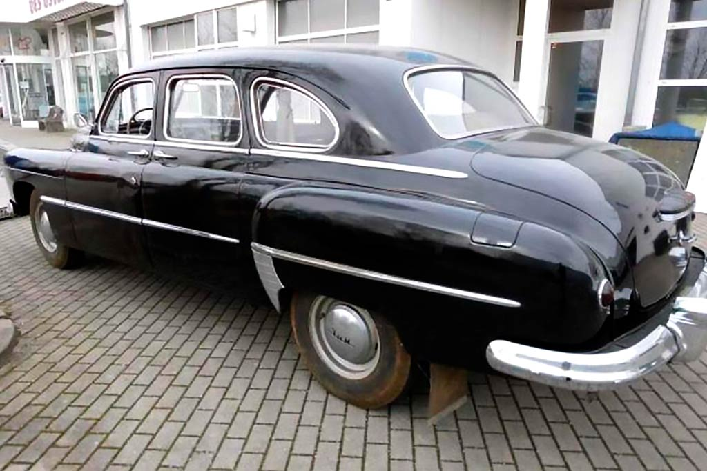 ГАЗ-12 ЗИМ 1952