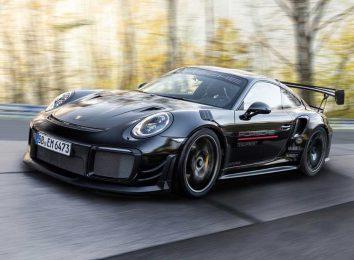 Porsche 911 GT2 RS Manthey Performance Kit