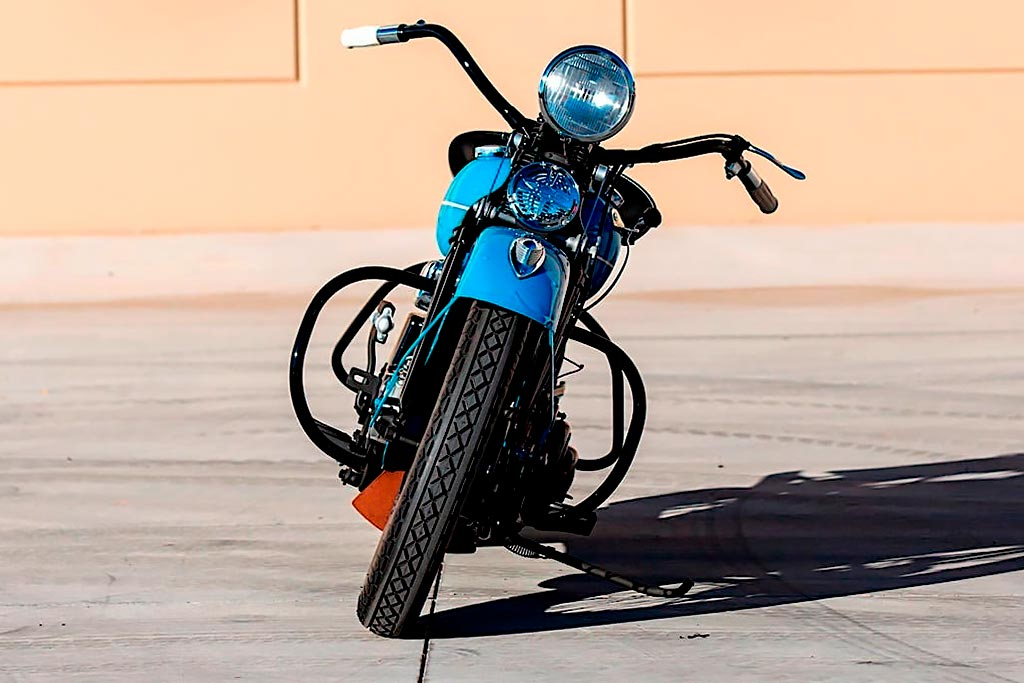 Harley-Davidson EL 1938