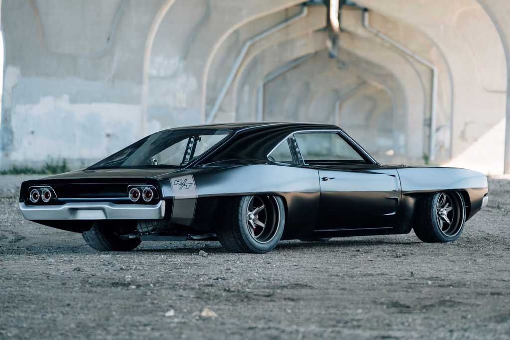 Dodge Charger Hellacious