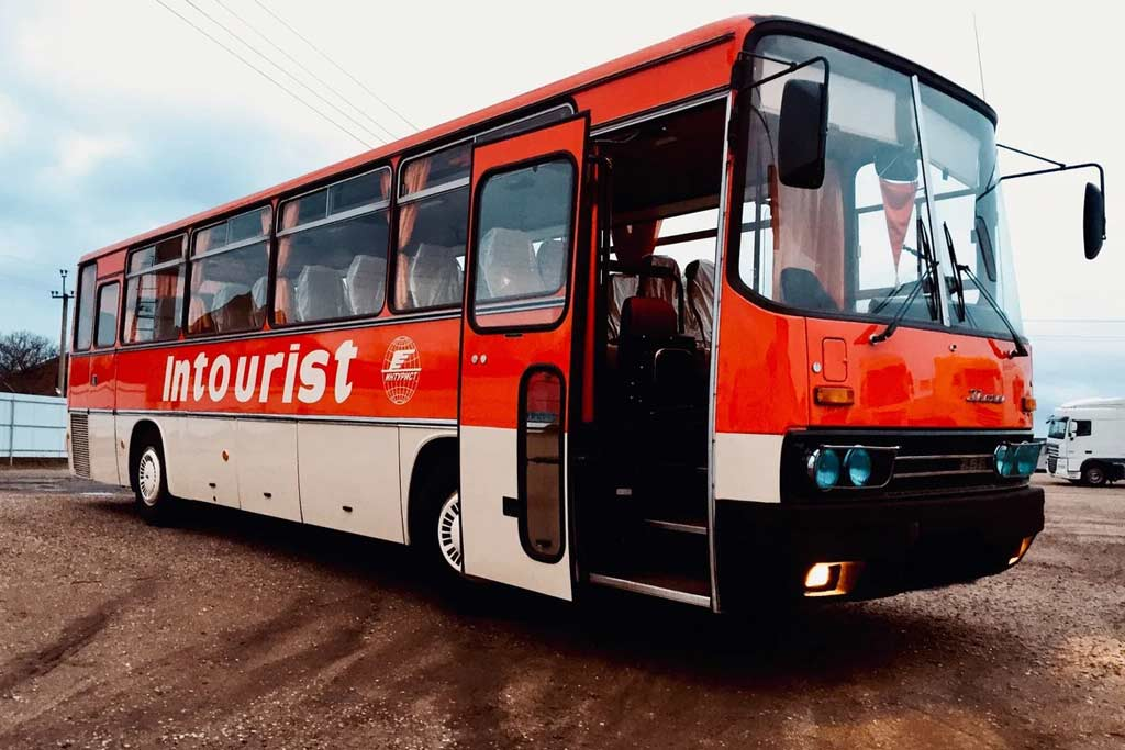 Найден Ikarus 256 в идеальном состоянии: автобус продают за ₽15 млн