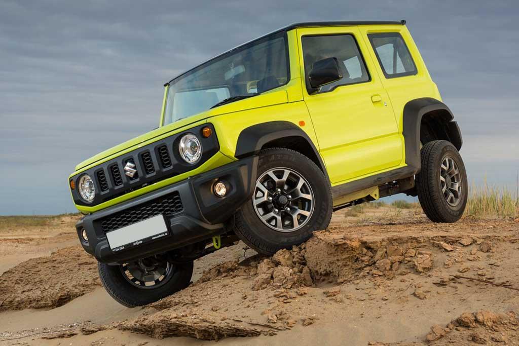 Недостатки Suzuki Jmny 2021: все минусы и плюсы по отзывам владельцев