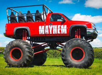 Монстр-трак Mayhem
