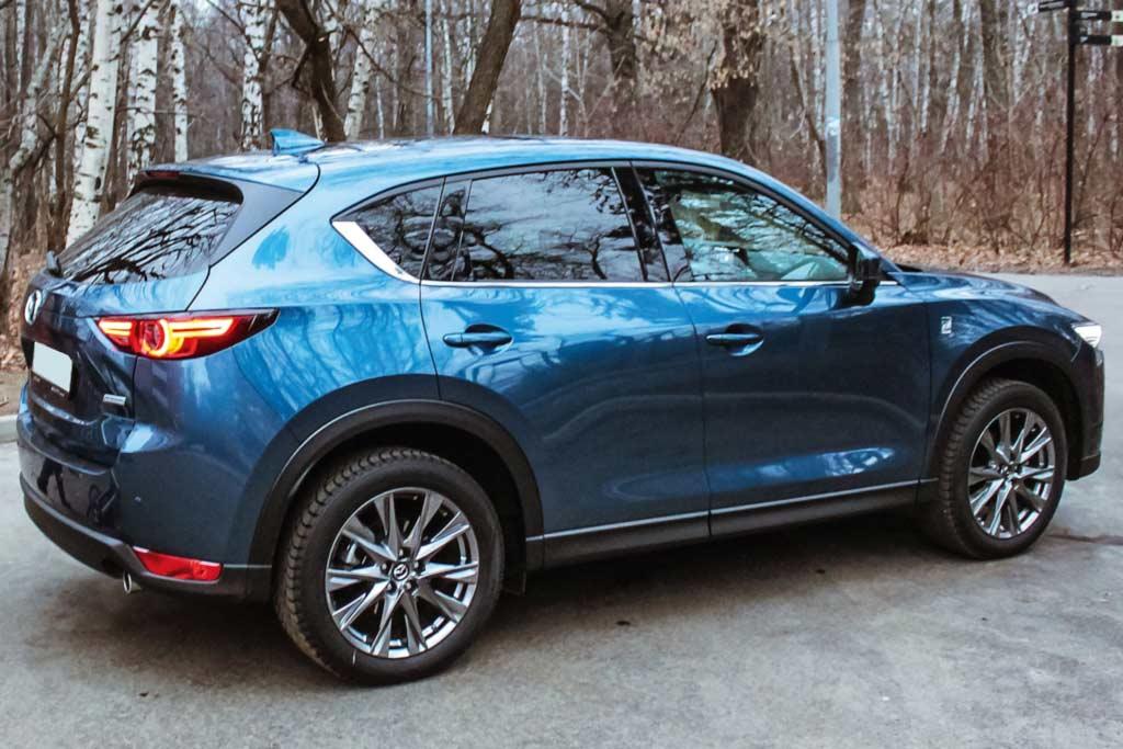 Недостатки Mazda CX-5 2021: все минусы и плюсы по отзывам владельцев