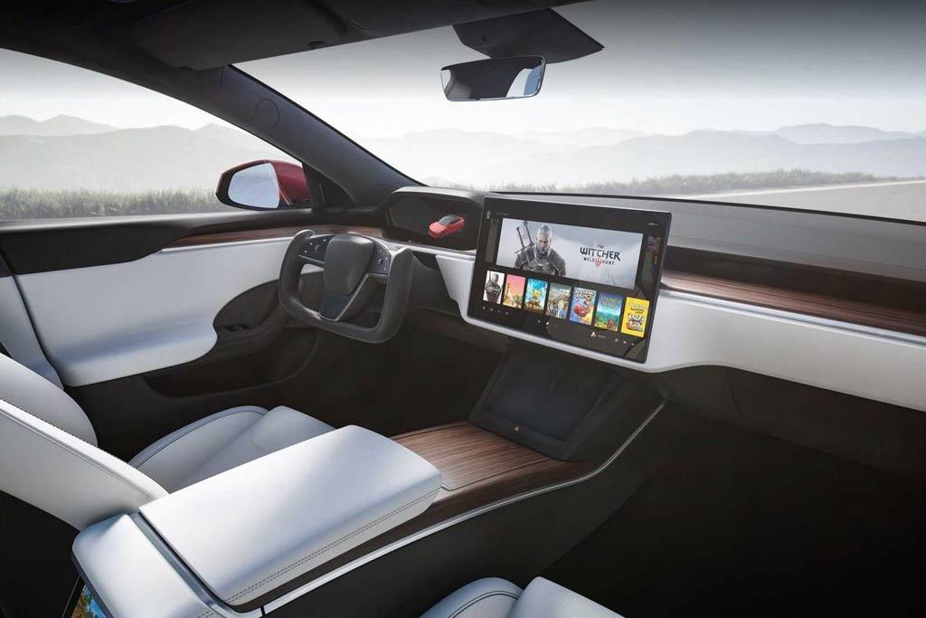 Tesla Model S Plaid