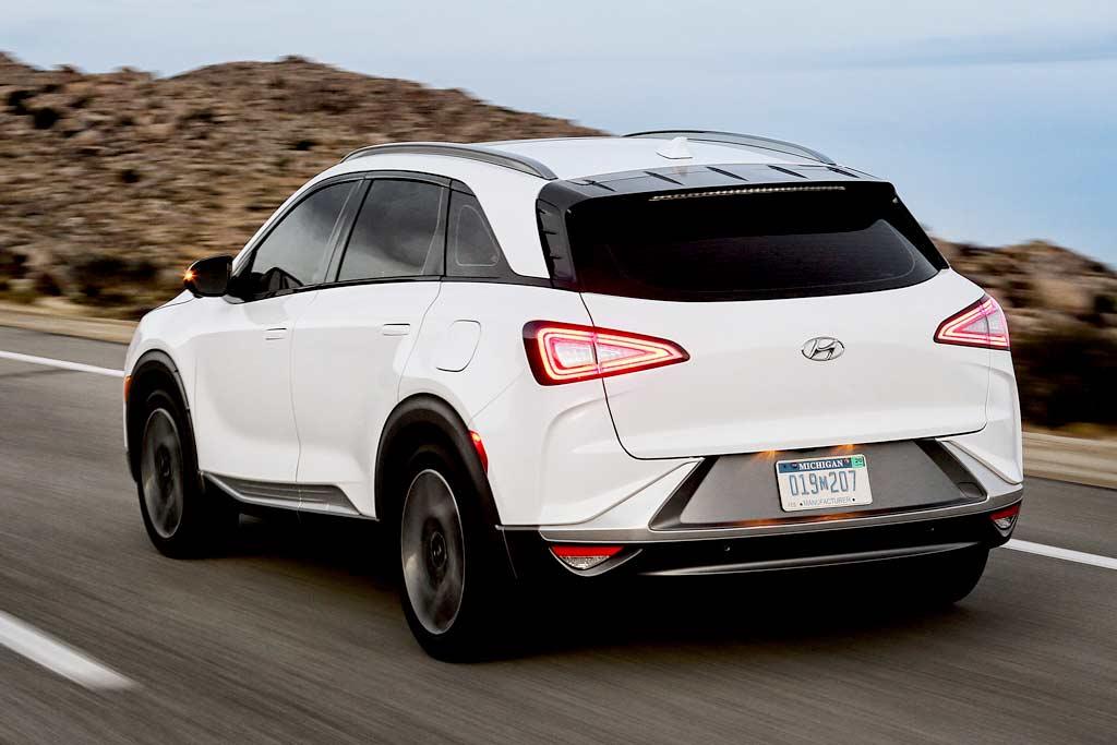 Водородный Hyundai Nexo оказался никому не нужен: скидка на модель $20.000