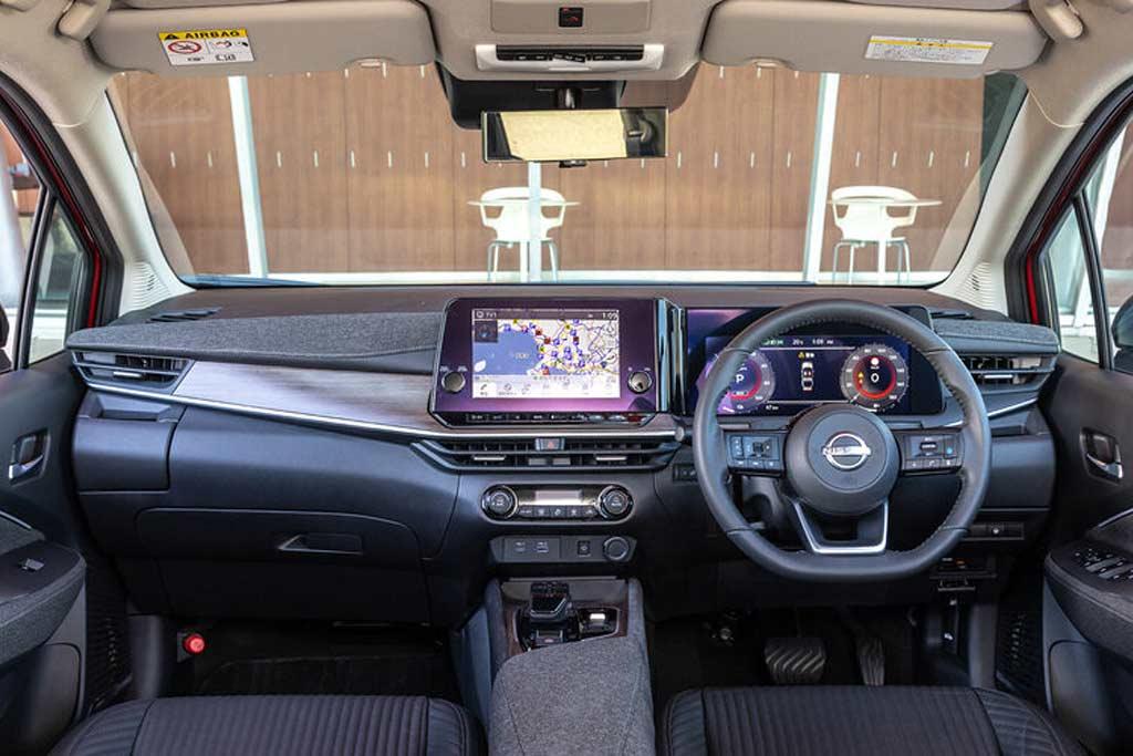 Nissan Note Aura