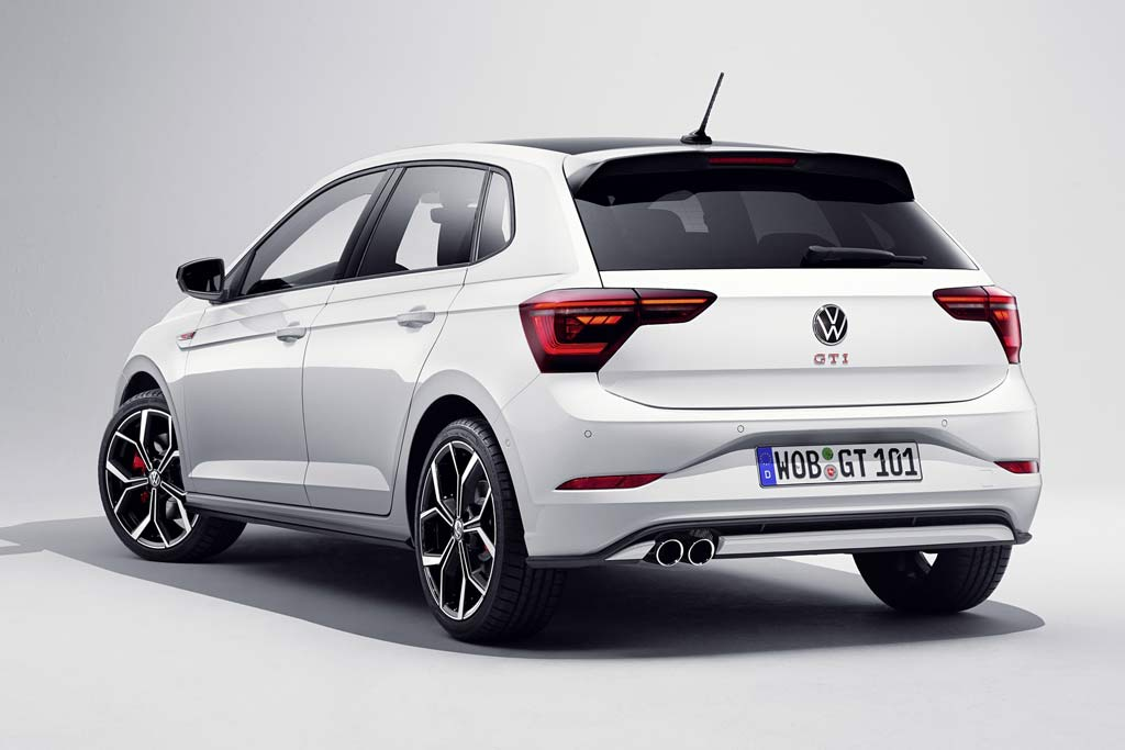 Европейский хэтчбек VW Polo 2022 обзавелся «горячей» верией GTI