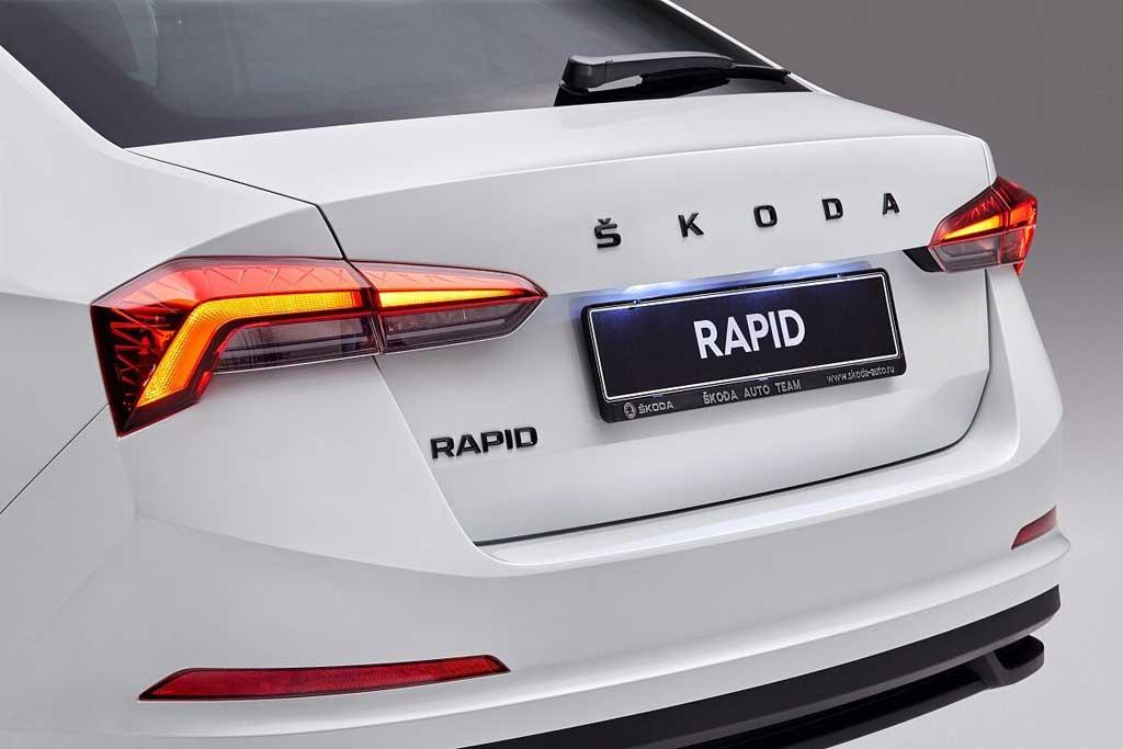 Skoda Rapid Sport Edition
