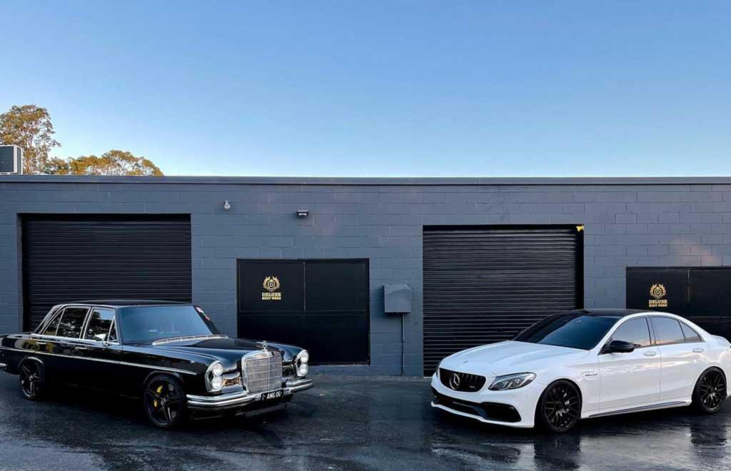 Рестомод Mercedes W108