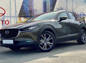 Отзыв о Mazda CX-30