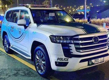 TLC 300 полиции ОАЭ