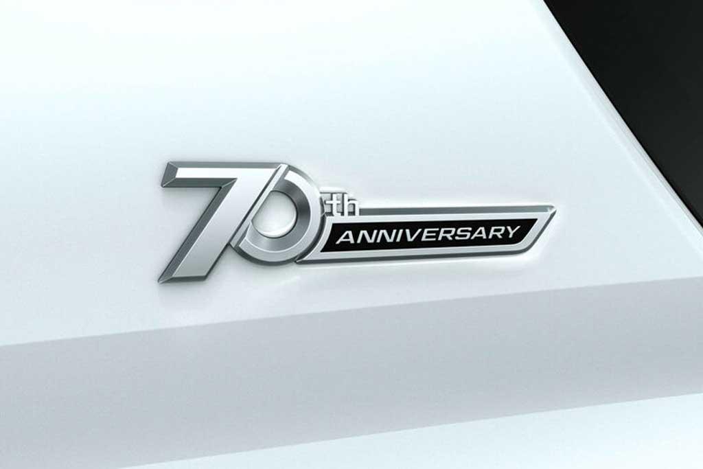 Toyota Land Cruiser 70th Anniversary
