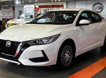 Nissan Sylphy для Китая