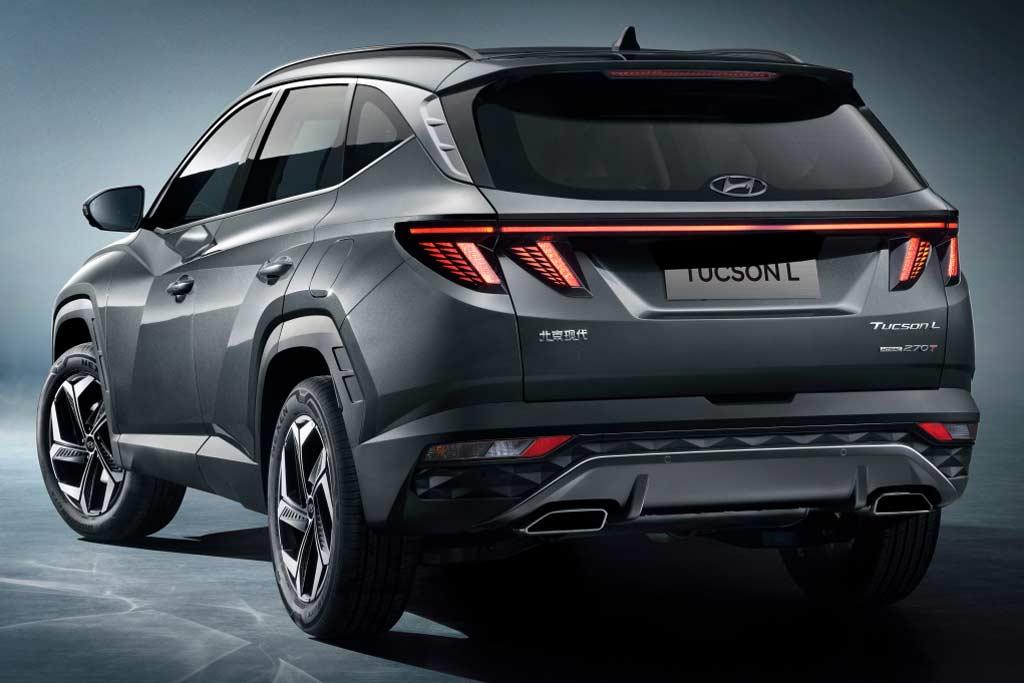 Новый Hyundai Tucson IV