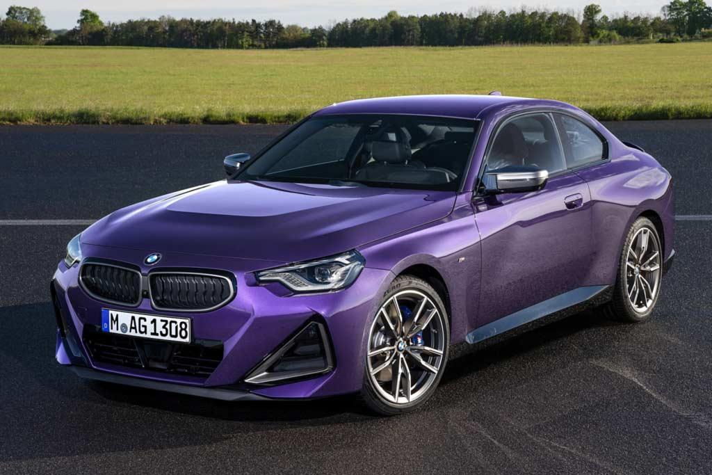 BMW 2-Series 2022: представлена двухдверка в новом кузове G42