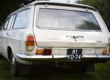 Экспортный универсал ГАЗ-24-77