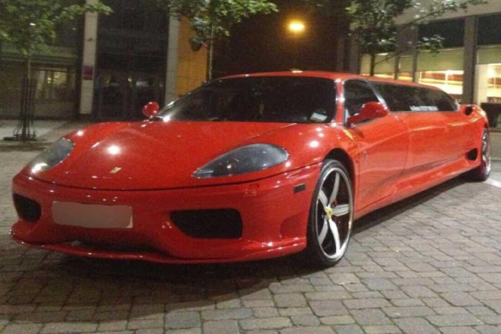 Лимузин Ferrari 360 Modena