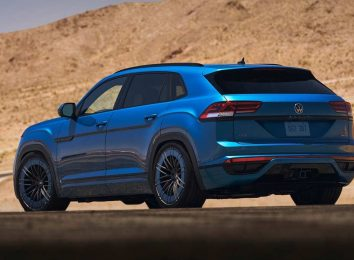 Volkswagen Atlas Cross Sport GT