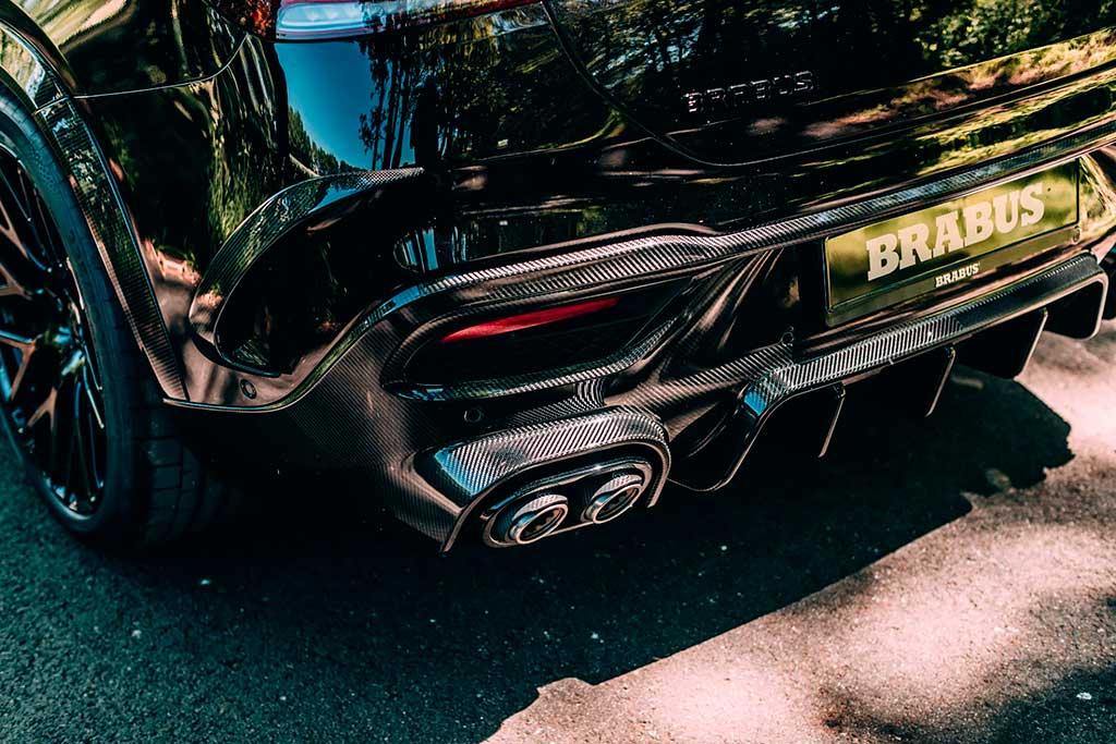 Тюнеры из Brabus представили 800-сильный вариант Mercedes-AMG GLE 63 S Coupe