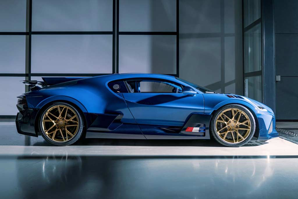 Финальный Bugatti Divo