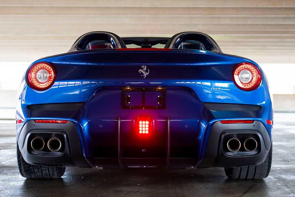 Редчайший Ferrari F60 America продадут с молотка: таких в мире всего 10 штук