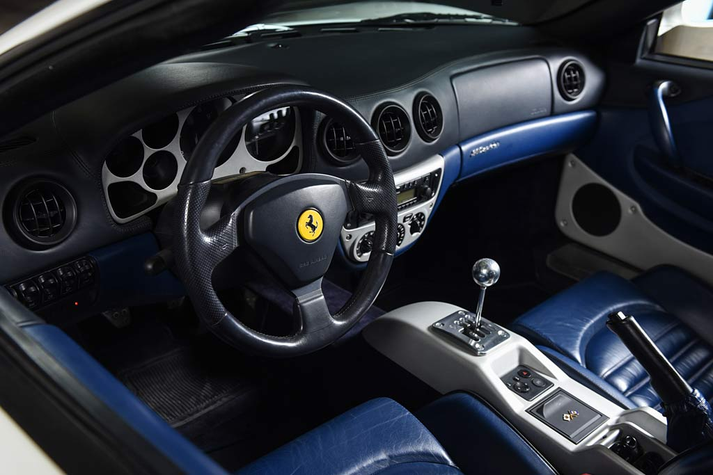 Ferrari 360 на механике