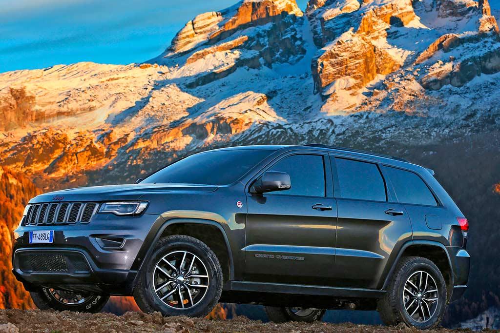 Обзор Jeep Grand Cherokee 2021: все минусы, отзывы владельцев, фото и цены